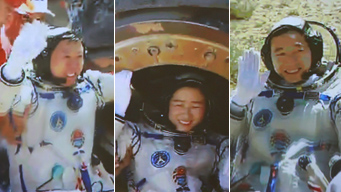 Live: Shenzhou 9 returns to Earth about at 10 a.m.