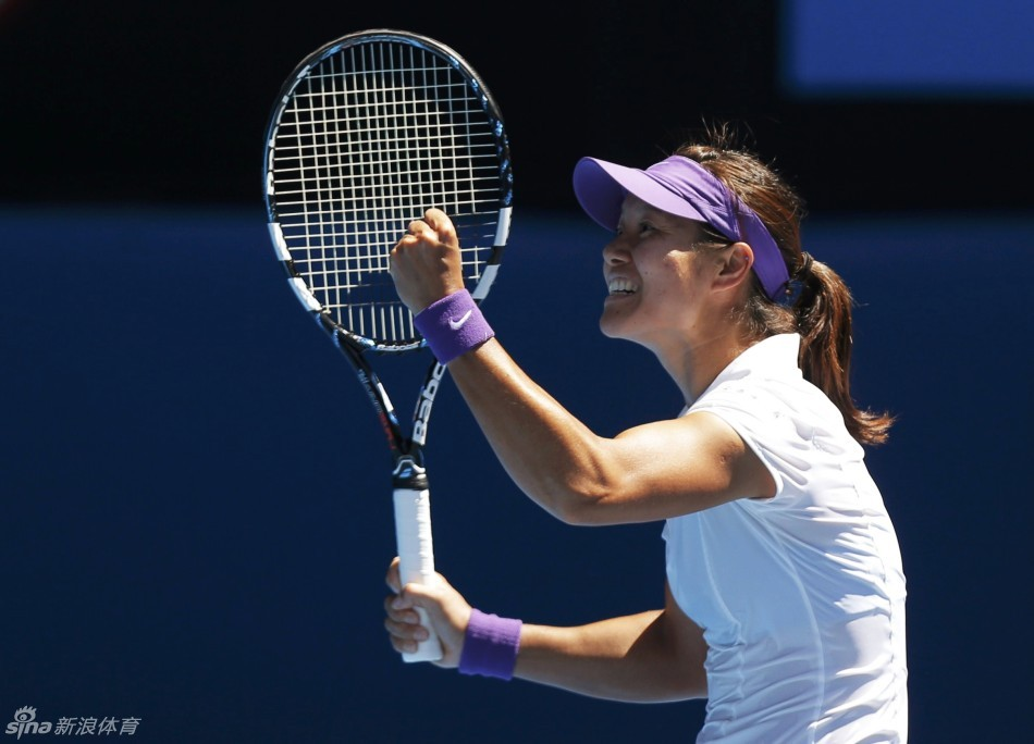 Australian Open semi-final: Li Na vs Maria Sharapova