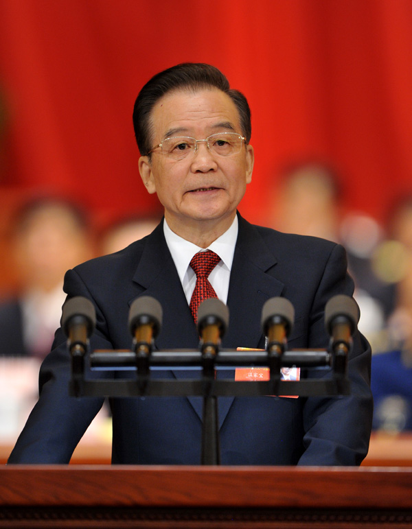 Live: Chinese Premier delivers govt. work report at 12th NPC Session