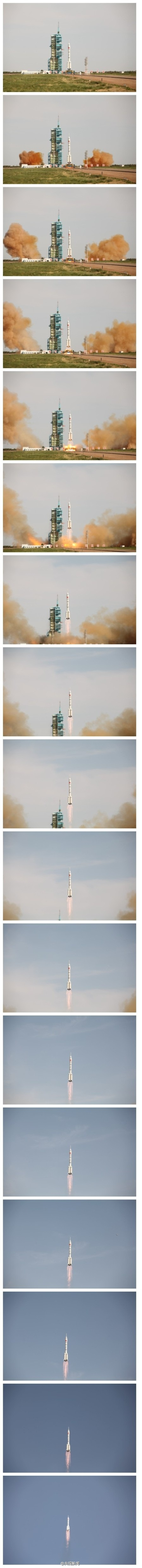 Live: China launches Shenzhou 10 | China.org.cn Live – Live updates ...
