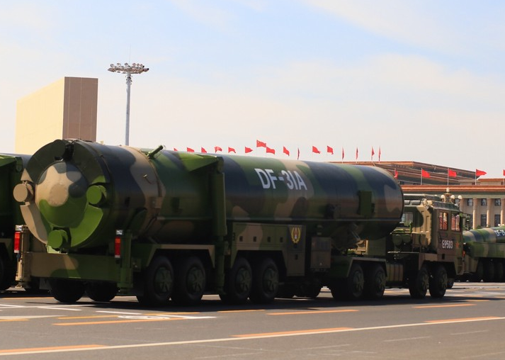 Dongfeng-31A missile: Solid-fuel Chinese intercontinental ballistic missiles