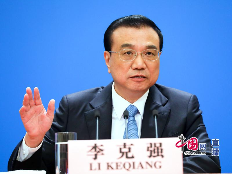 Live: Premier Li Keqiang meets the press
